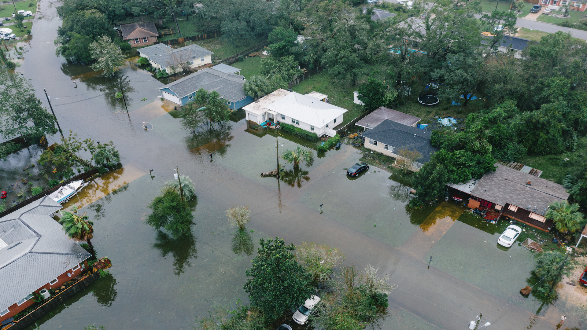 Flood Lessons From Escambia County